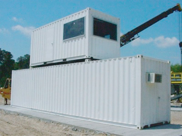 Air-conditioned-demountable-building