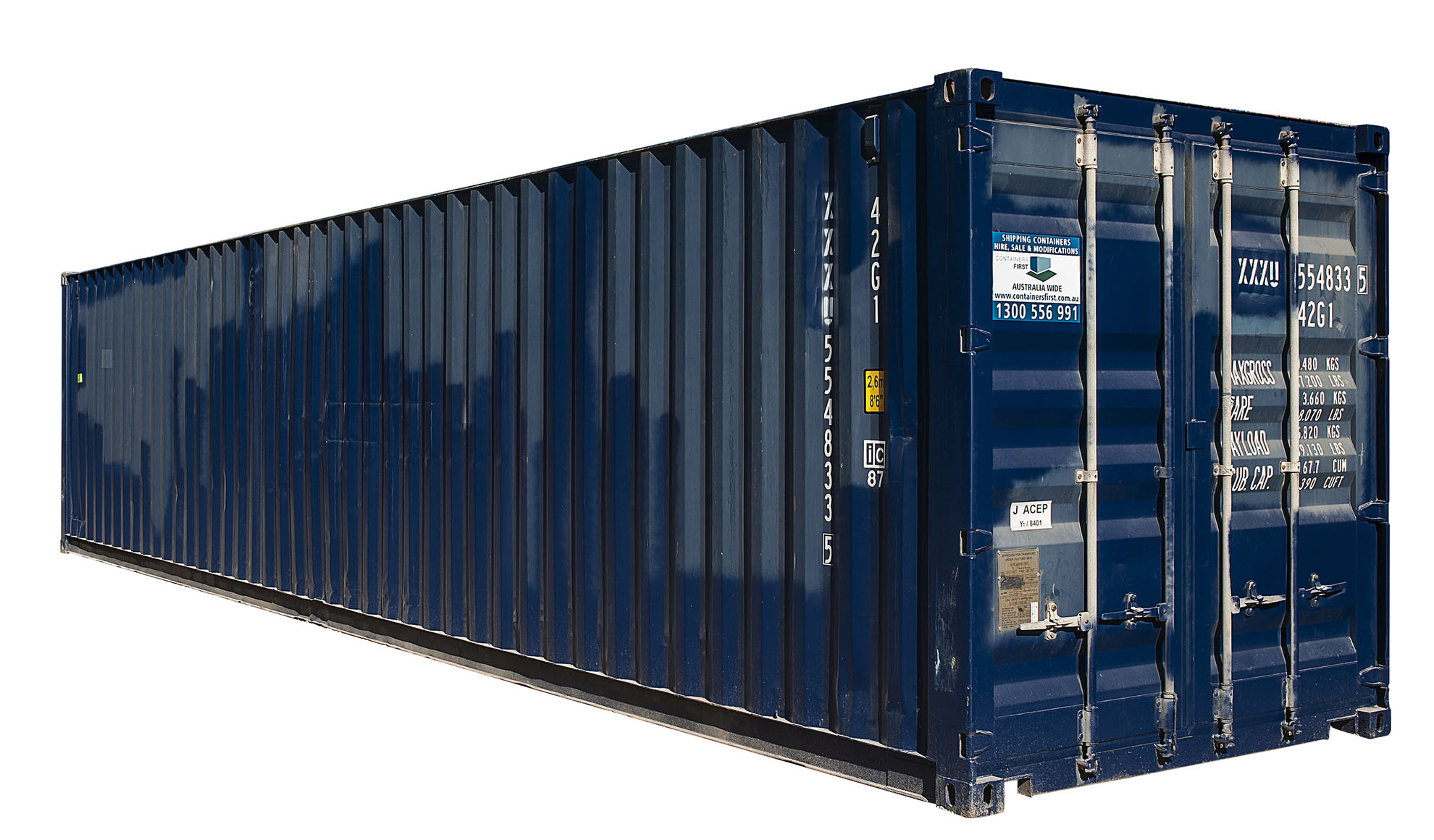 40Ft Shipping Containers for Sale 1980 x 1160