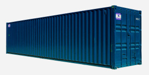40ft HC A Grade Shipping Container BLUE copy