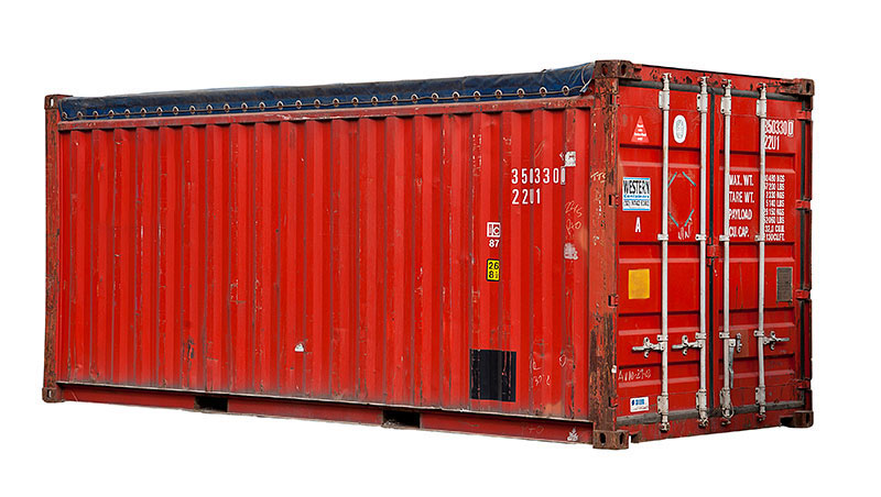 open top container shipping containers for sale national depot network. Black Bedroom Furniture Sets. Home Design Ideas