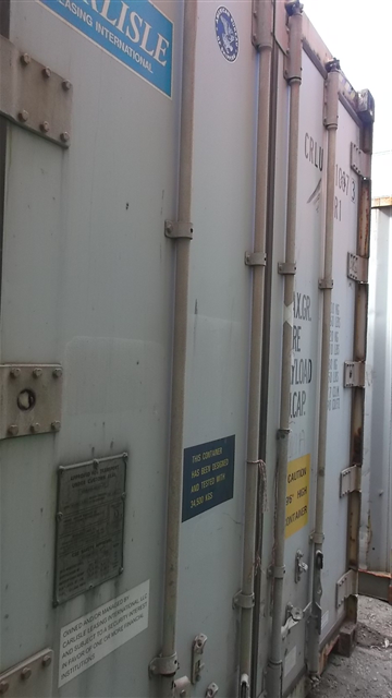 Used 40ft Operational reefer for sale