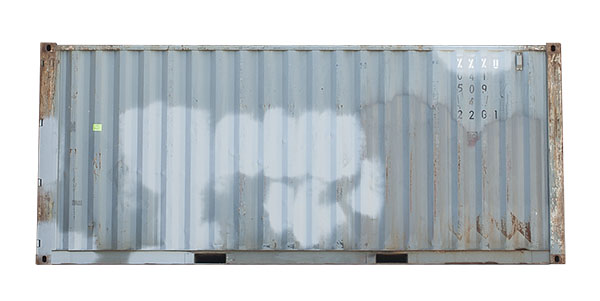 20ft cheap used shipping container GP