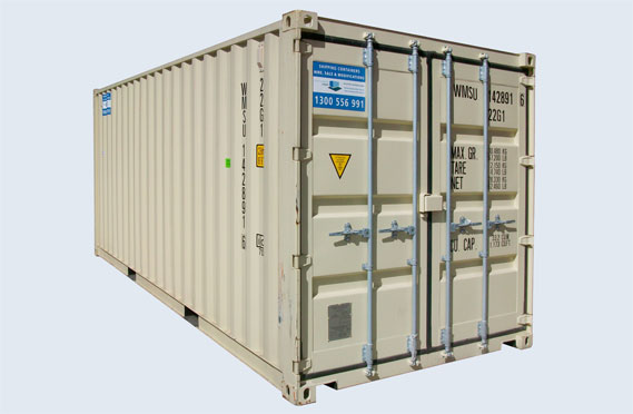 new-container