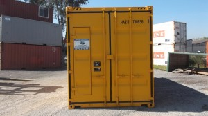 20ft high cube dangerous goods container for sale