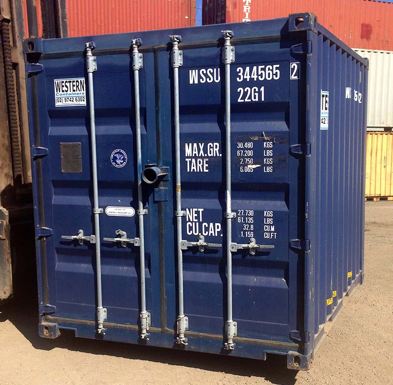 10ft ex hire fleet shipping containers for sale for 30 foot shipping container