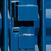 Shipping Container Lock Box from Containers First