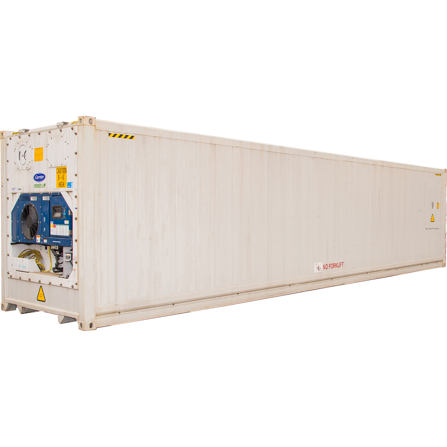 Shipping Container Hire - 40ft Refrigerated container