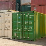 20FT HIGH CUBE NEW BUILD SHIPPING CONTAINER -CF_180715_0088