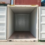 20FT HIGH CUBE NEW BUILD SHIPPING CONTAINER -CF_180715_0117