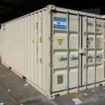 20FT NEW BUILD SHIPPING CONTAINER -new