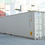 40FT HIGH CUBE NEW BUILD SHIPPING CONTAINER -CF_060516_0025