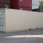40FT HIGH CUBE NEW BUILD SHIPPING CONTAINER -CF_060516_0045