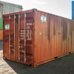 STANDARD STORAGE SHIPPING CONTAINER-CF_180715_0083